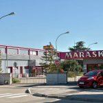 Poslovne građevine-Pogon tvornice Maraska